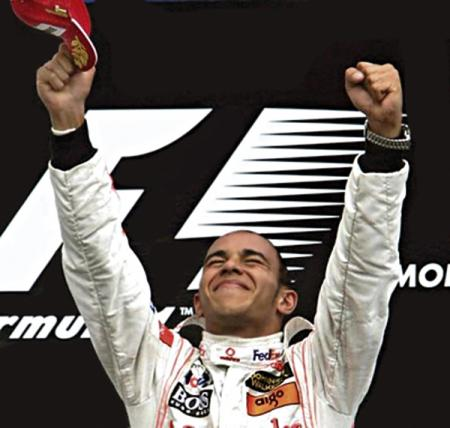 F1: героический прорыв Льюиса Хэмильтона