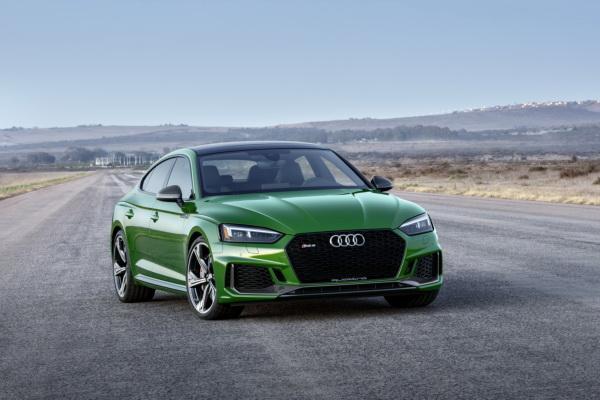 Audi RS5 Sportback: цивилизованная мощь