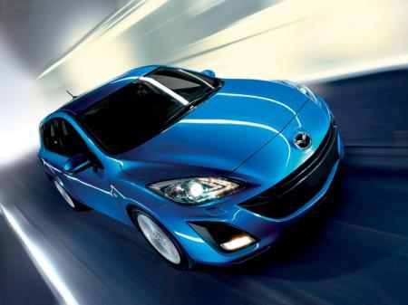 Mazda 3: хетчбэк для Европы