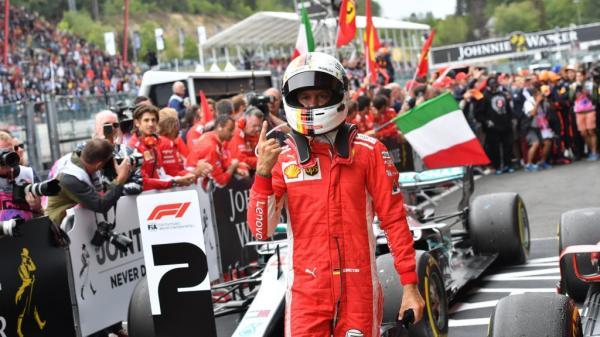 Формула-1: Феттель вернул интригу в чемпионат