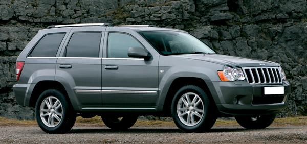 Jeep Grand Cherokee: американец австрийского покроя