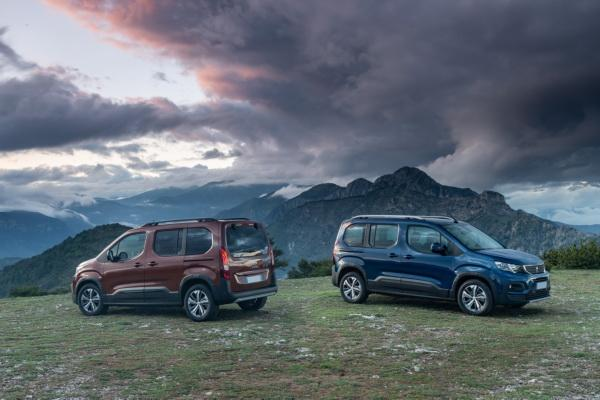 Peugeot Rifter: смена имени, но не имиджа