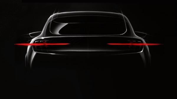 Первый электромобиль Ford будет похож на Mustang