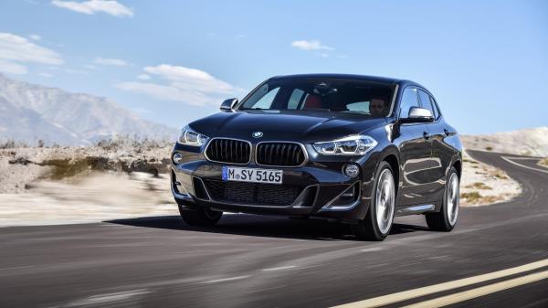 BMW X2 получил заряженную версию