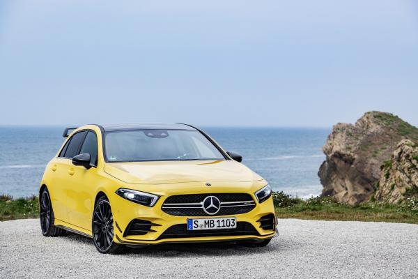 Mercedes-Benz A-Class получил заряженную версию