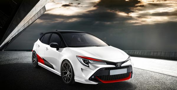 Toyota Corolla получит заряженный вариант