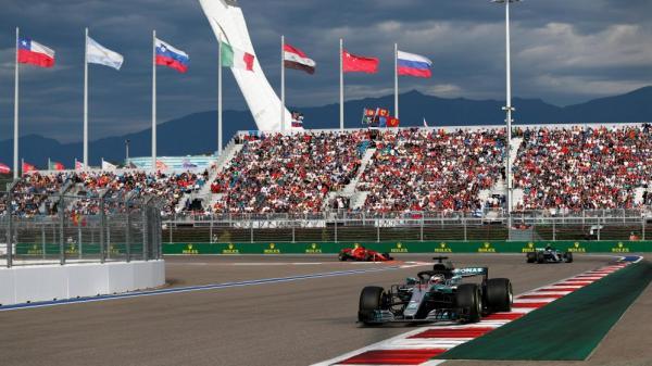 Формула-1: скандальная победа Хэмилтона в Гран-при России