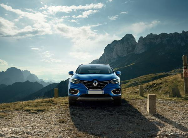 Renault Kadjar: модернизация