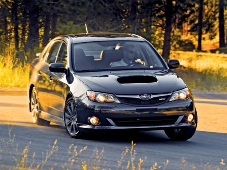 Subaru Impreza WRX: операция