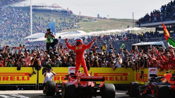 Формула-1: Сенсационная победа Ряйкконена в США