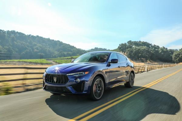Maserati Levante: модернизация и расширение линейки