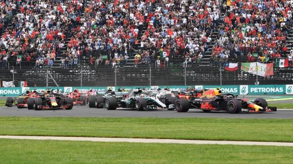 Формула-1: победа Ферстаппена и чемпионство Хэмилтона в Мексике
