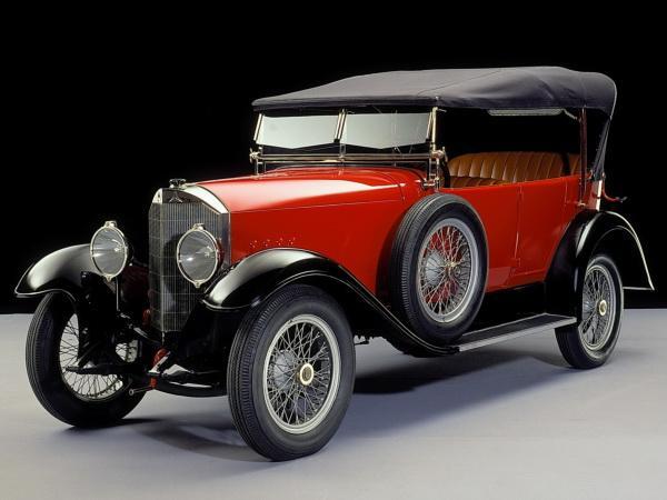 Mercedes-Benz: пионеры компрессорных двигателей