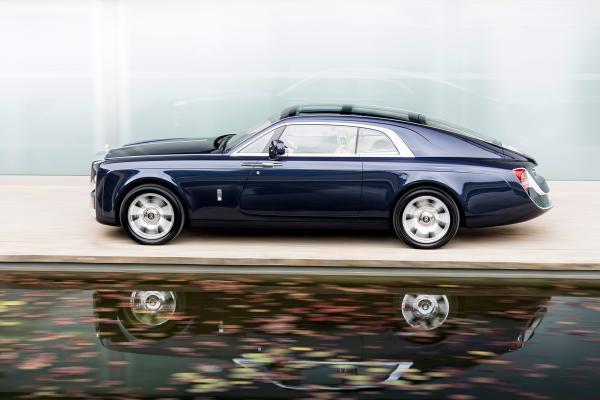Самый дорогой автомобиль в мире запустят в мелкосерийное производство