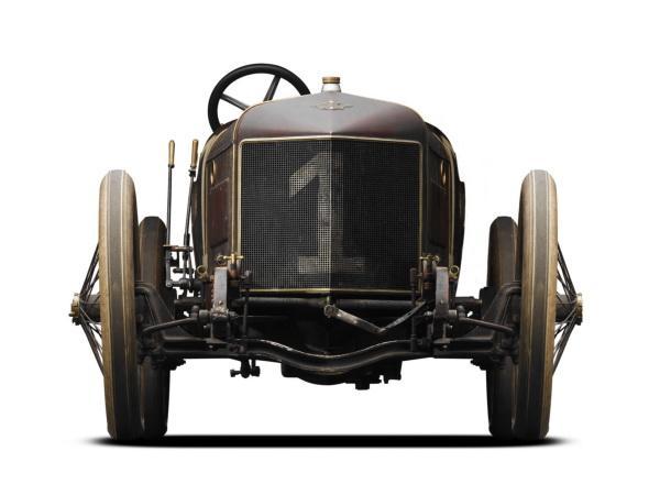 Первый Hispano-Suiza Alfonso XIII – победитель кубка Каталонии 1910 года