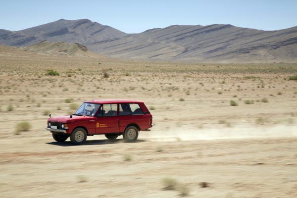 Range Rover: первый вседорожник премиум-класса