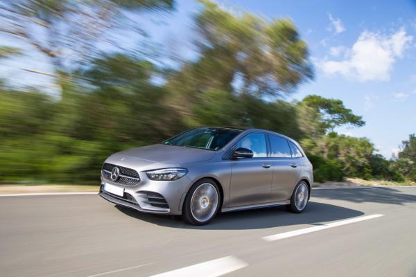 Mercedes-Benz B-Class: третий дубль