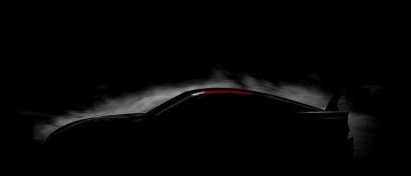 Официальные фото Toyota Supra