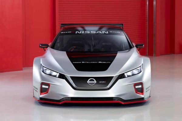 Nissan Leaf Nismo RC: электромобиль для гонок