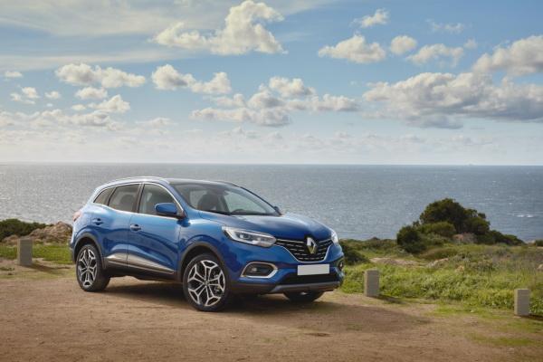 Renault Kadjar: свежее «лицо», новые двигатели