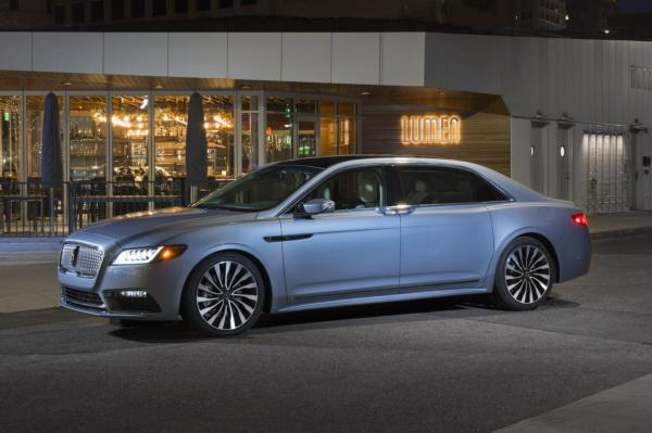 Lincoln Continental 80th Anniversary: юбилею посвящается