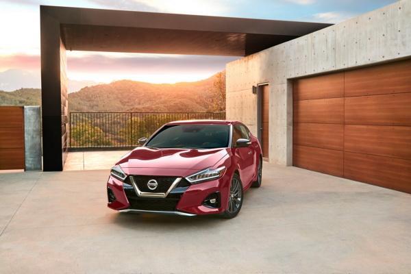 Nissan Maxima: спорт-седан по-японски