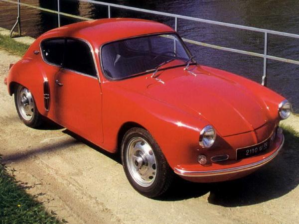 Renault Alpine: короли горных серпантинов
