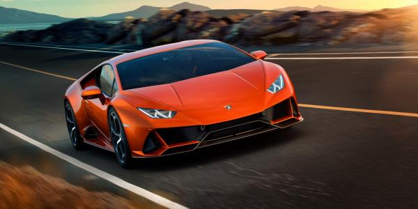 Обновленный Lamborghini Huracan полностью рассекречен