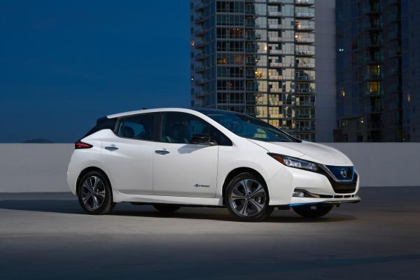 Nissan Leaf получил «дальнобойную» версию