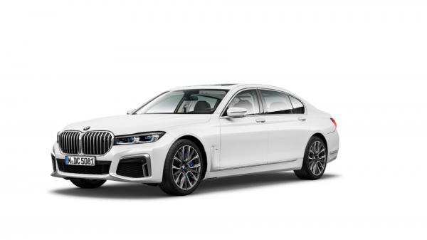 Рассекречен обновленный седан BMW 7 Series
