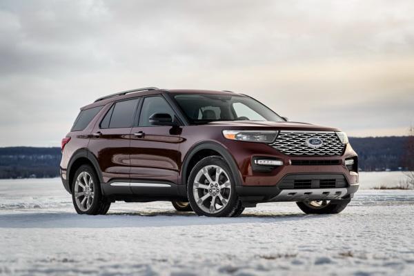 Ford Explorer: шестое поколение