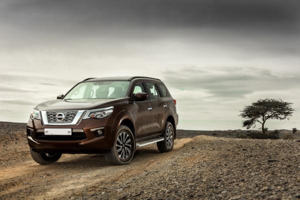 Nissan Terra: на смену Pathfinder