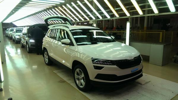 Автопроизводство в Украине продемонстрировало серьезное падение