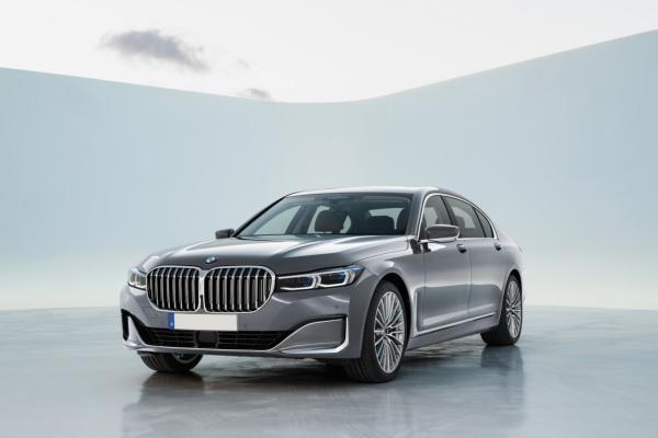 BMW 7 Series: обновленный флагман
