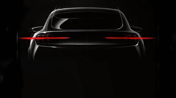 Электрический вседорожник Ford представят в сентябре