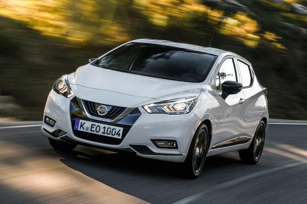 Nissan Micra претерпел легкую модернизацию