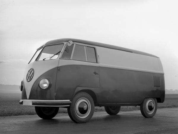 Микроавтобусы Volkswagen: для бизнеса и хиппи