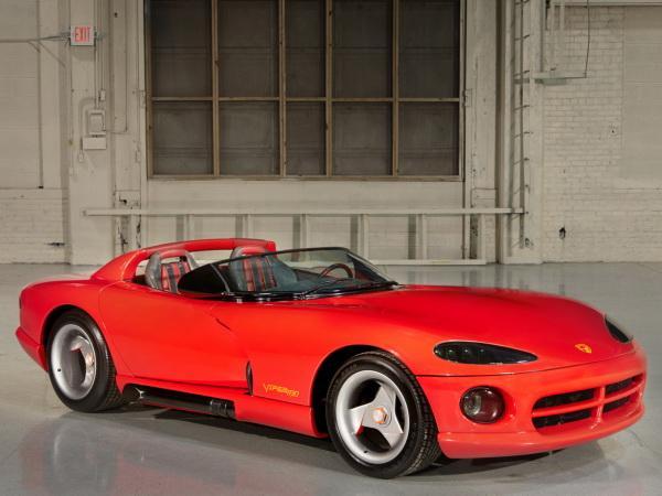 Dodge Viper: американская мощь
