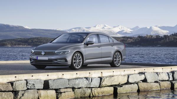 Volkswagen Passat: освежение