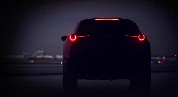 Новая Mazda CX-3 дебютирует в Женеве
