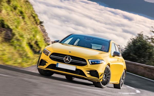 Mercedes-AMG A35: самый доступный в спортивной линейке