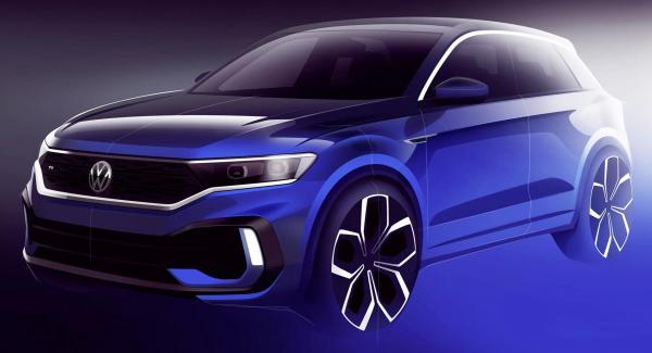 Volkswagen T-Roc получит заряженную версию