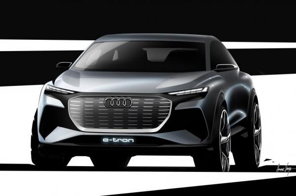 В Женеве покажут прототип будущего электромобиля Audi