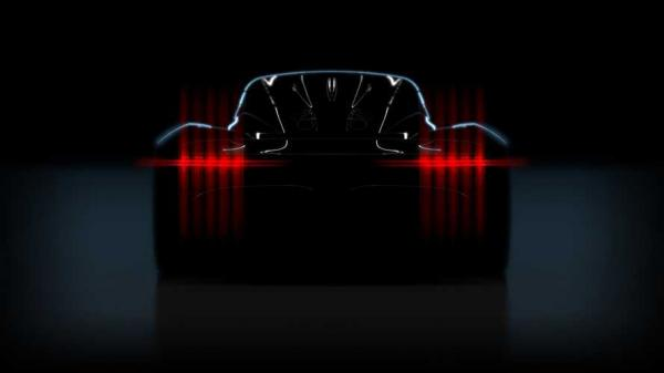 Aston Martin выпустит новую среднемоторную модель