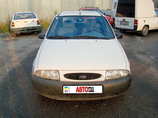 Ford Fiesta: компакт с характером