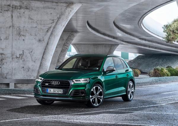 Audi SQ5 получил дизельную версию