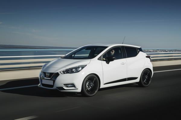 Nissan Micra N-Sport: обновление с прибавкой в мощности
