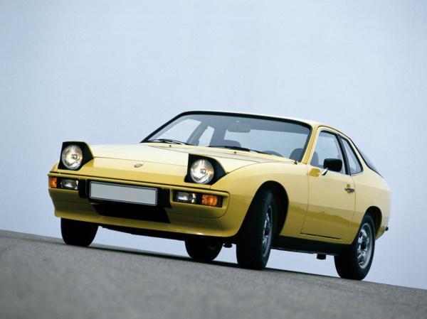Porsche 924, 944 и 968: недорогие спорткупе из Штутгарта