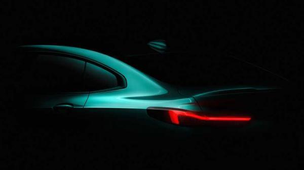 BMW готовит новый компактный хетчбэк