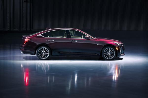 Cadillac CT5: плод оптимизации